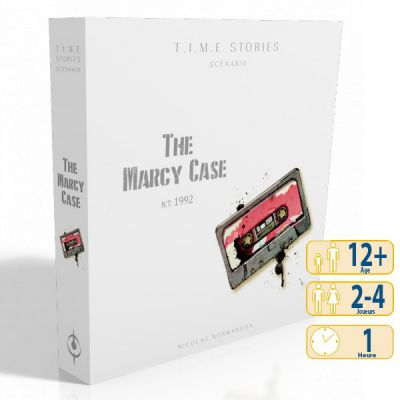 Enigme Time Stories - The Marcy Case