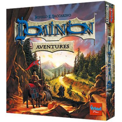Jeu de cartes Dominion - Aventures