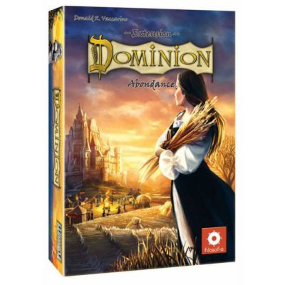 Jeu de cartes Dominion - Abondance