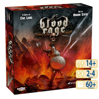 Exploration Blood Rage