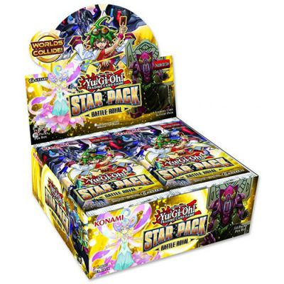 Boosters Français Boite De 50 Battle Pack 4 : Pack Etoile Battle Royal