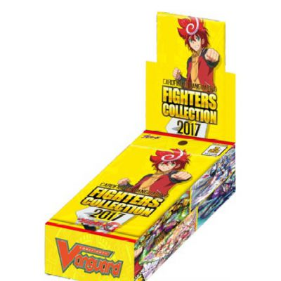 Boosters Boite De 10 Boosters G Fighters Collection 2017