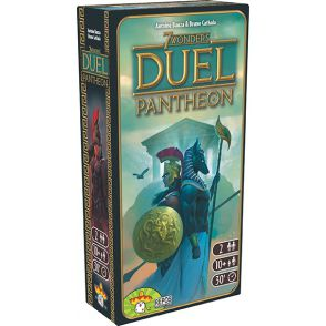 Jeu de cartes 7 Wonders Duel Extension : Pantheon