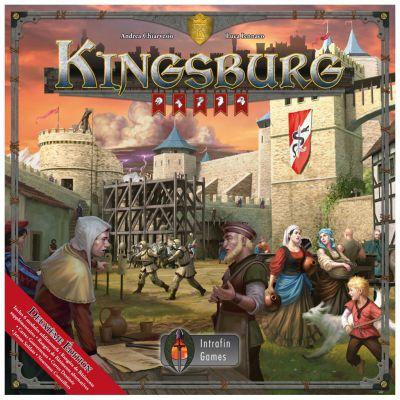 Jeux Kingsburg VF 2nd Edition