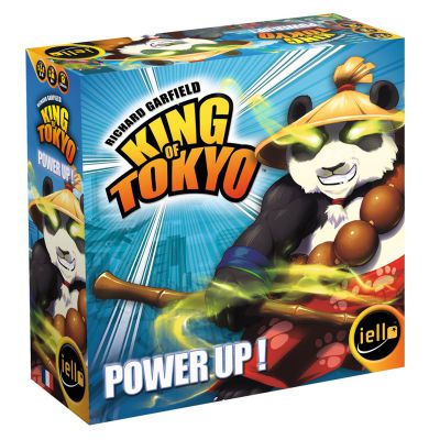 Stratégie King Of Tokyo : Power Up !
