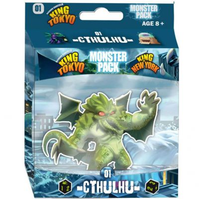 Stratégie King Of : Monster Pack Chtulu