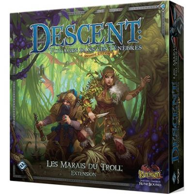 Exploration Descent : Les Marais du Troll
