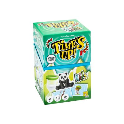 Jeu de devinettes Time's Up Kids : Version Panda