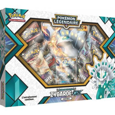Coffret Zygarde Chromatique GX