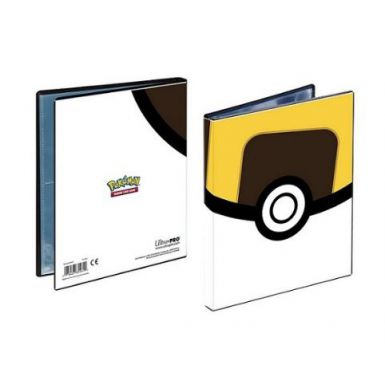Portfolios Hyper Ball (Ultra Ball) - 10 Pages De 4 Cases
