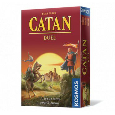 Gestion Catane : Duel