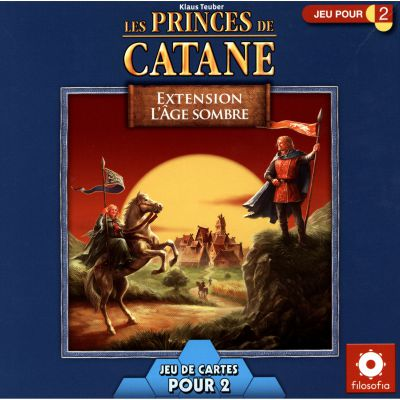 Gestion Les Princes de Catane - Extension : L'Age Sombre
