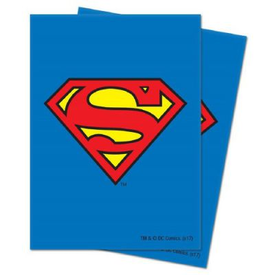 Protèges Cartes Sleeves Standard Par 65 Justice League : Superman