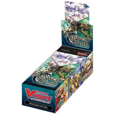 Boosters Boîte 12 Extra Boosters V-EB04 : The Answer of Truth