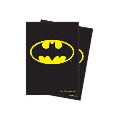 Protèges Cartes 65 Sleeves Standard - Justice League : Batman