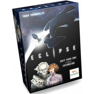 Gestion Eclipse - Extension : Ship Pack One