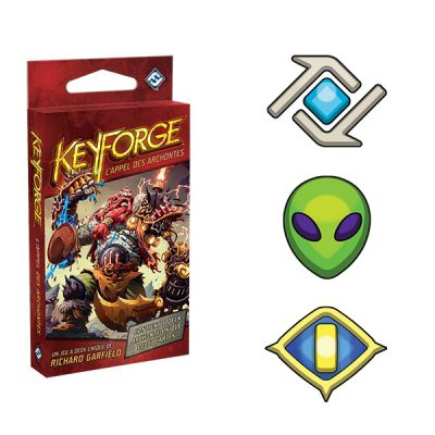 Deck de Faction Logos Mars Sanctum