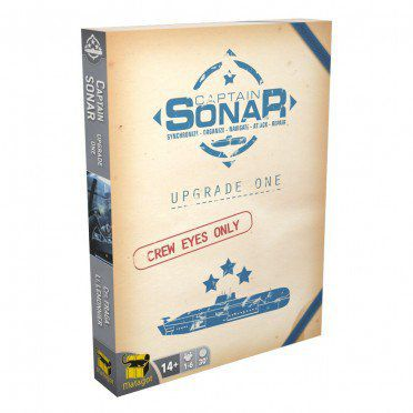 Coopératif Captain Sonar - Upgrade 1
