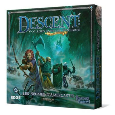 Exploration Descent : Les Brumes d'Amercastel