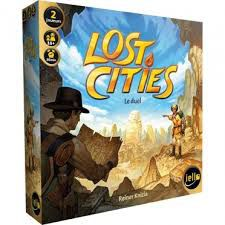 Exploration Lost Cities: Le Duel