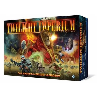 Gestion Twilight Imperium 4e Édition
