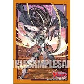 Protèges Cartes Format JAP Import Jap Par 70 - Mini Vol. 369 : Raven-haired Ezel (Gold Paladin)