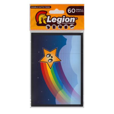 Protèges Cartes Format JAP Legion - Sleeves Mini Par 60 Matte - Rainbow Star