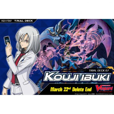 Decks VGE-V-TD07 - Trial Deck Vol. 07: Kouji Ibuki (Clan Link Joker)