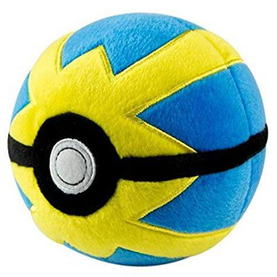 Peluches Rapide Ball - 12cm