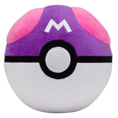 Peluches Master Ball - 12cm