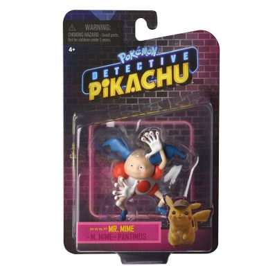 Figurine Détective Pikachu - Mr.Mime
