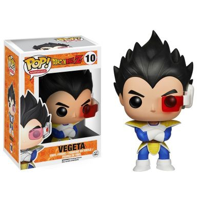Jouets & Figurines Figurine Funko POP! Animation Vinyl Vegeta 10 cm