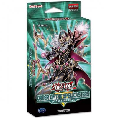 Decks de Structure Order of the Spellcasters (Confrérie des Magiciens en Anglais)