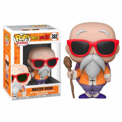Jouets & Figurines Figurine Funko POP! Animation Master Roshi 9 cm