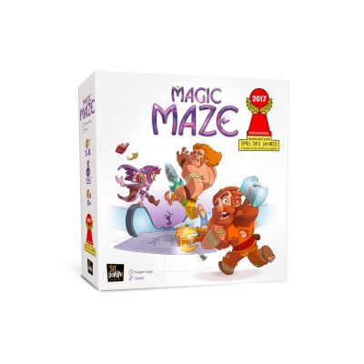 Jeu de carte Magic Maze