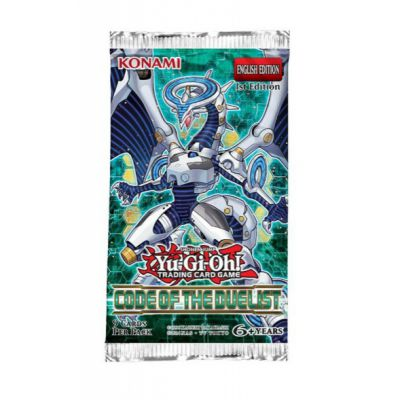 Boosters Anglais Booster Code of the Duelist (Le Code du Duelliste)