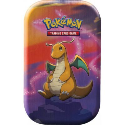 Pokébox Kanto Power Mini Tin - Dracolosse