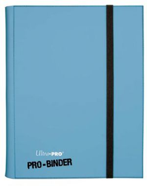 Portfolios Pro-binder - Bleu Mc -  360 Cases (20 Pages De 18)