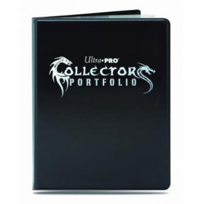 Portfolios Portfolio Uni Collectors Dragon  - 90 Cases - 10 Pages De 9 Cases